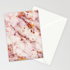 Marble Effect #4 Stationery Cards