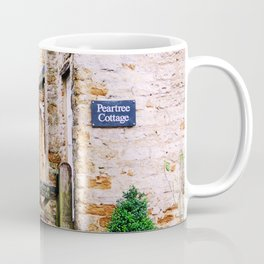 Country Cottage in the Cotswolds England Coffee Mug