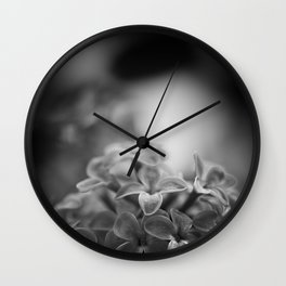 lessons of the lilac Wall Clock