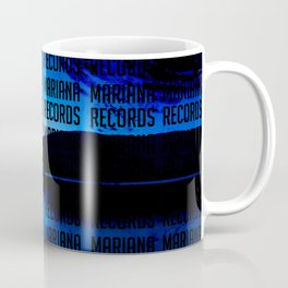 Spaceset with Words Coffee Mug