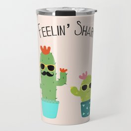 Feelin' Sharp Travel Mug