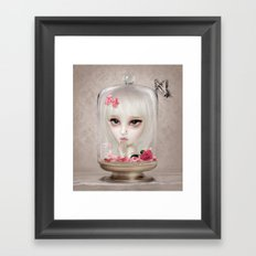 Glasshouse III Framed Art Print