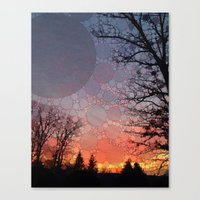 neverland Canvas Prints featuring Neverland by Olivia Joy StClaire