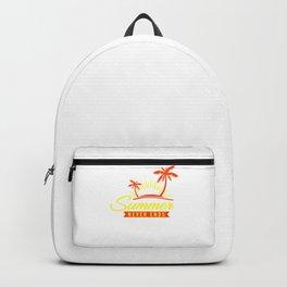 Summer Never Ends yr Backpack
