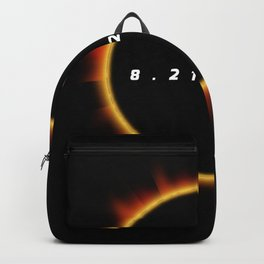 Total Solar Eclipse August 21 2017 Backpack
