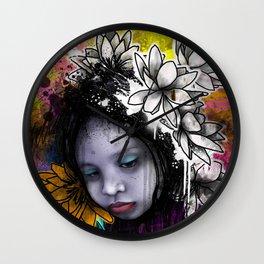 Emotional Chaos Wall Clock