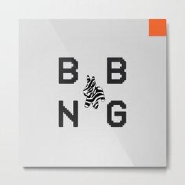 BB Pinata Metal Print