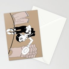 Buster Keaton Hello Neighbor! Stationery Cards
