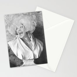 Bella da Ball or Bust Stationery Cards
