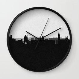 City Skylines: Cork Wall Clock