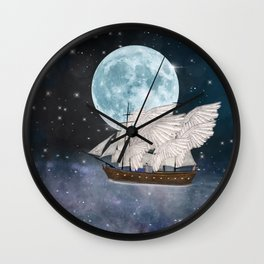 the star harvesters Wall Clock