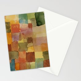 """Paul Klee """"Untitled 1914a"""" Stationery Cards"""