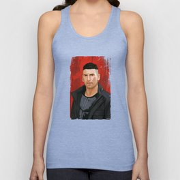 Punisher  Unisex Tank Top