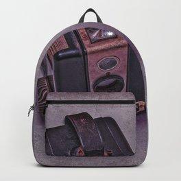Old Brownie Camera Backpack