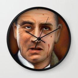 Bobby Bickle Wall Clock