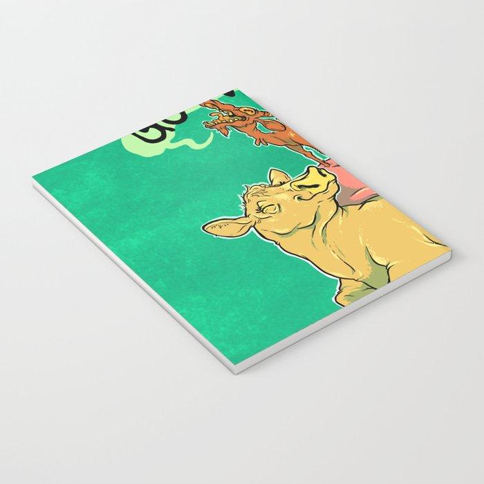 Goat SCREAM Notebook