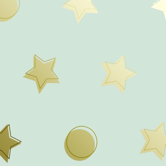Gold Confetti Leggings