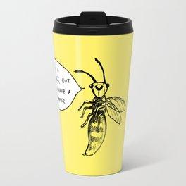 Wasps Aren't Evil Travel Mug