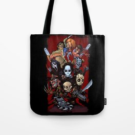 Horror Guice Tote Bag