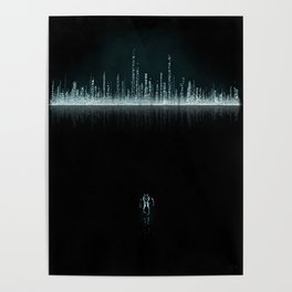 TRON CITY Poster
