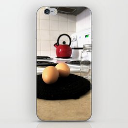 Lacking Abstracted Breakfast iPhone Skin