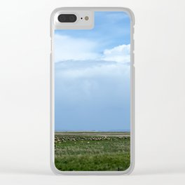 Le Mont Saint Michel 11 Clear iPhone Case