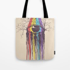 Look into the Future Tote Bag