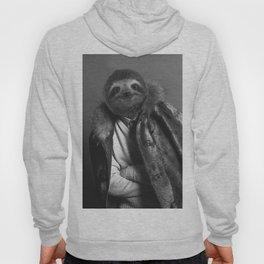 Model Sloth Hoody