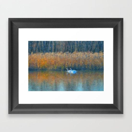 Serenity 2 Framed Art Print