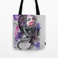 Octopus by carographic Tote Bag