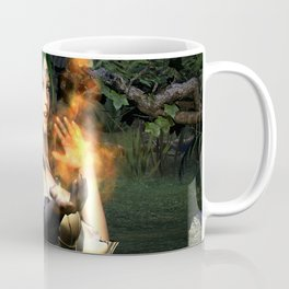 Don't Play with Fire Coffee Mug