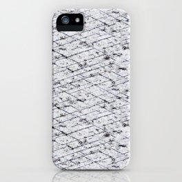 Hornfels 01 - Inky Texture iPhone Case