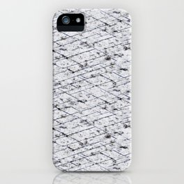 Hornfels 01 - Inky Texture iPhone Case
