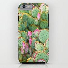 Prickly Pear Cactus Arizona iPhone Case