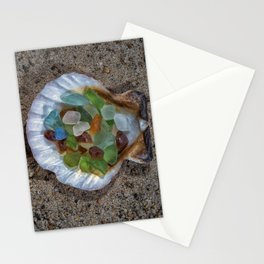 Beach Finds Stationery Cards