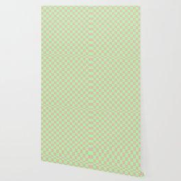 Checkered Pattern I Wallpaper