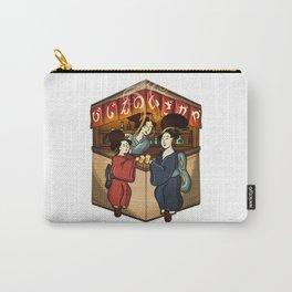 3 bijin in an Izakaya Carry-All Pouch