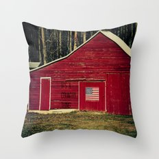 It's a Country Thing Throw Pillow