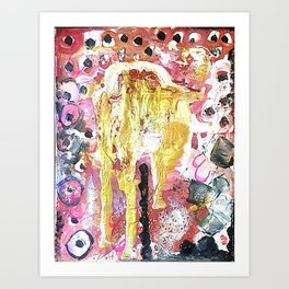 cherished Art Print