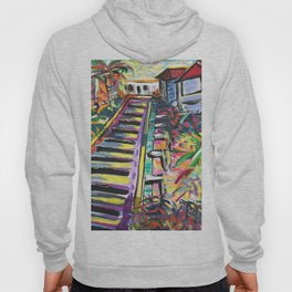 99 Steps To Paradise Hoody
