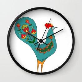 prideful 3 Wall Clock