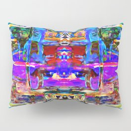 Castle of Laughter Pillow Sham