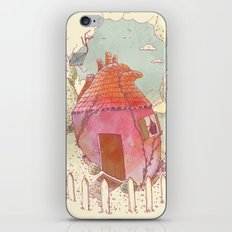 Home Is Where Your Heart Is iPhone & iPod Skin