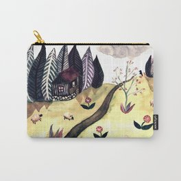 Summer in the Mountains Carry-All Pouch