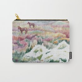 Wild chamomiles Carry-All Pouch