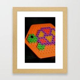 Turtle! Framed Art Print