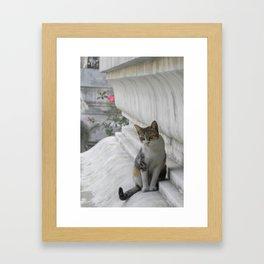 Untitled 4. Framed Art Print