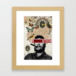 Public Figures Collection - Che Guevara Framed Art Print