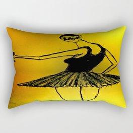 beautiful dark fantasy Rectangular Pillow