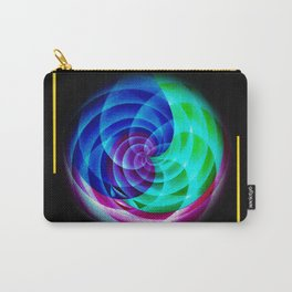 Abstract in perfection Carry-All Pouch